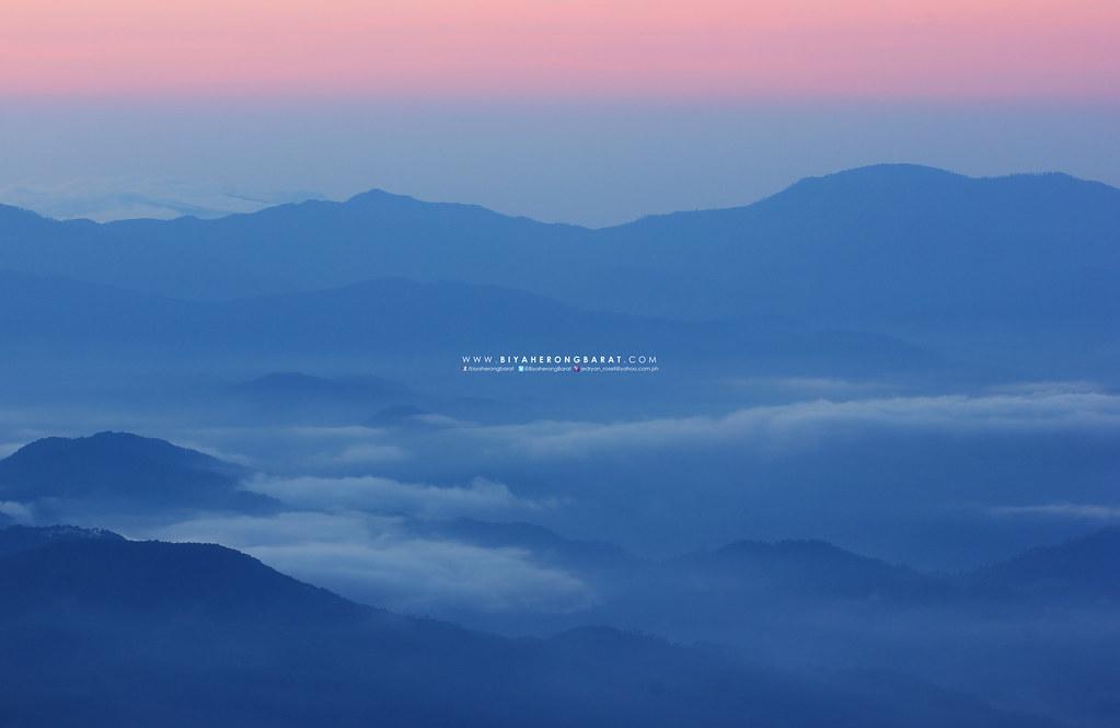 Mount Timbak Sunrise Atok Kabayan benguet