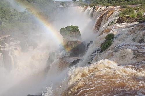 【写真】2015 世界一周 : イグアスの滝・アッパートレイル/2021-03-24/PICT7482