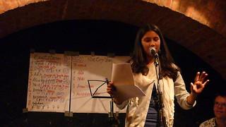 Ana - textstrom Poetry Slam Wien