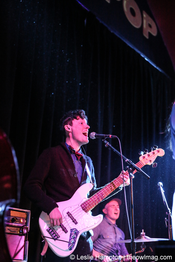 The Family Crest @ The Chapel, San Francisco 2/27/15