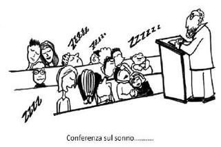 conferenza sul sonno