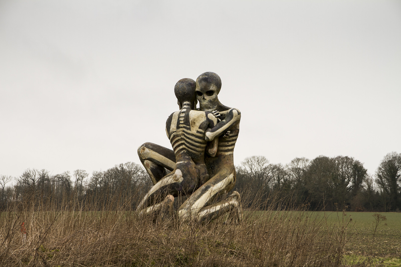 The Nuba Embrace - Checkendon