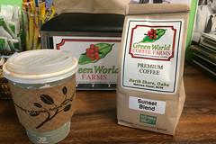 Oahu - Green World Coffee Farms coffee