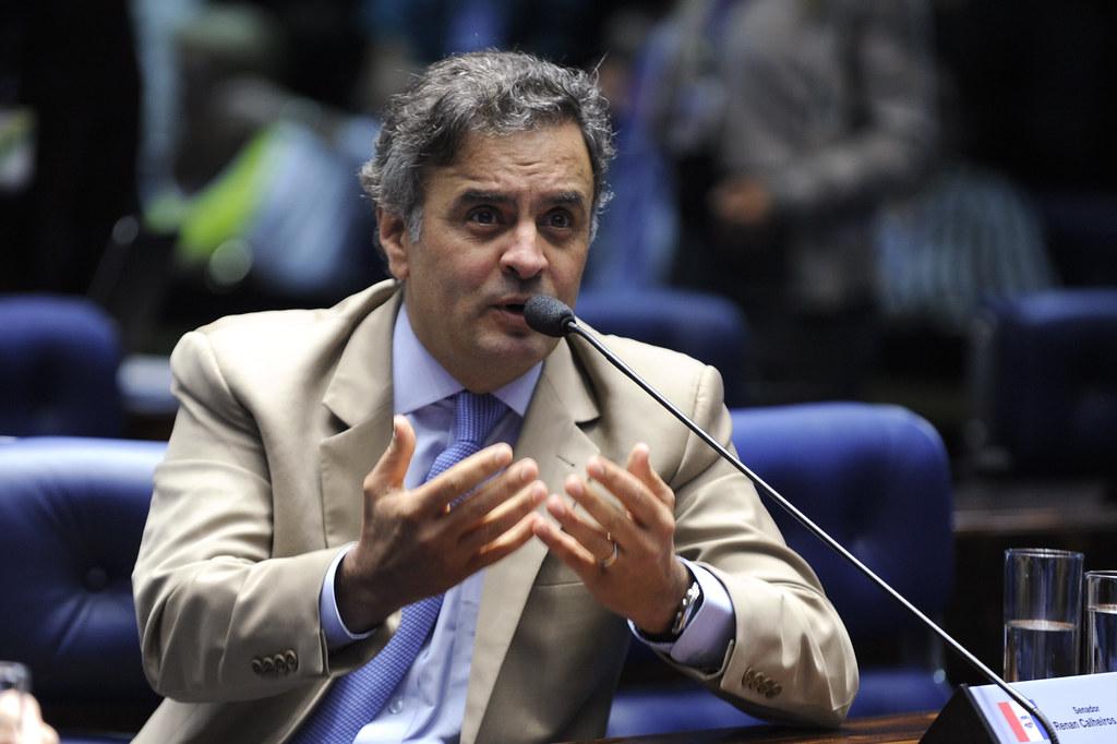 Procuradoria da República volta a pedir a prisão do senador Aécio Neves