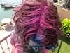 Holi hair die