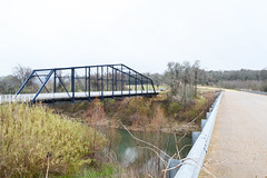 Sugarloaf Bridge, Milam Co, Texas 1503041055a