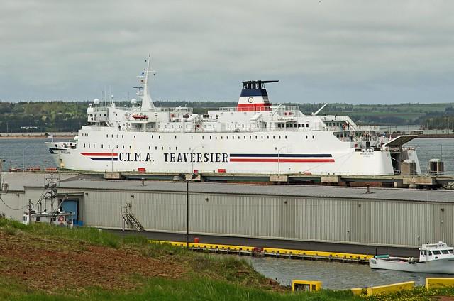 CTMA Traversier ferry Madeleine