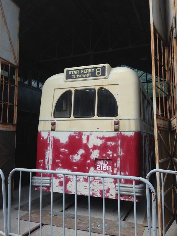 Replica Seddon MK17 bus