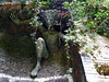 GOC Ally Pally 043: Spriggan sculpture by Marilyn Collins, Parkland Walk, Haringey