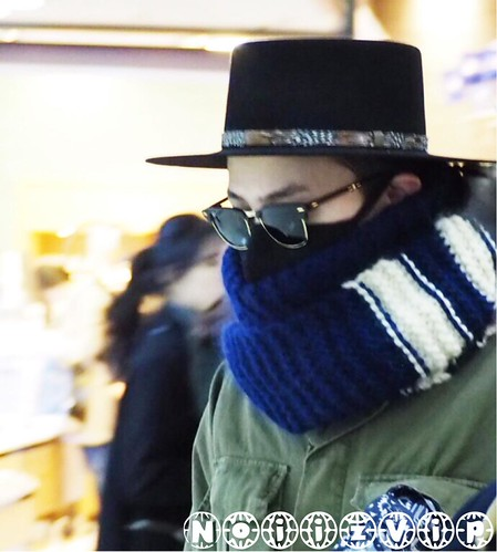 Big Bang - Gimpo Airport - 27feb2015 - G-Dragon - NoiizVip - 03