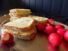Radish and Bread