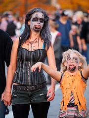 Ogden Zombie Walk 2016