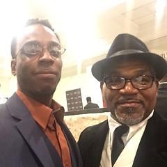 @faharrafvision and the Legend Judge Booker Here at the 21st Annual Stone Awards Memphis Tennessee!  #FFVWORK #TEAMLOVE  IG, @faharrafvision Twitter, @faharrafvision FB, Fa-Harra F. Vision Snapchat, Fa-Harra #SonofAAG  #iVDFAM #FFV #memphisgoldanddiamonde