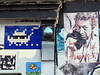PA_801 Reactivated space invader feat. Serge Gainsbourg in Paris 7th
