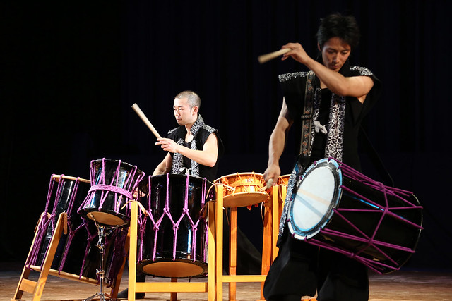 Wadaiko Japanese Drum Live Performance