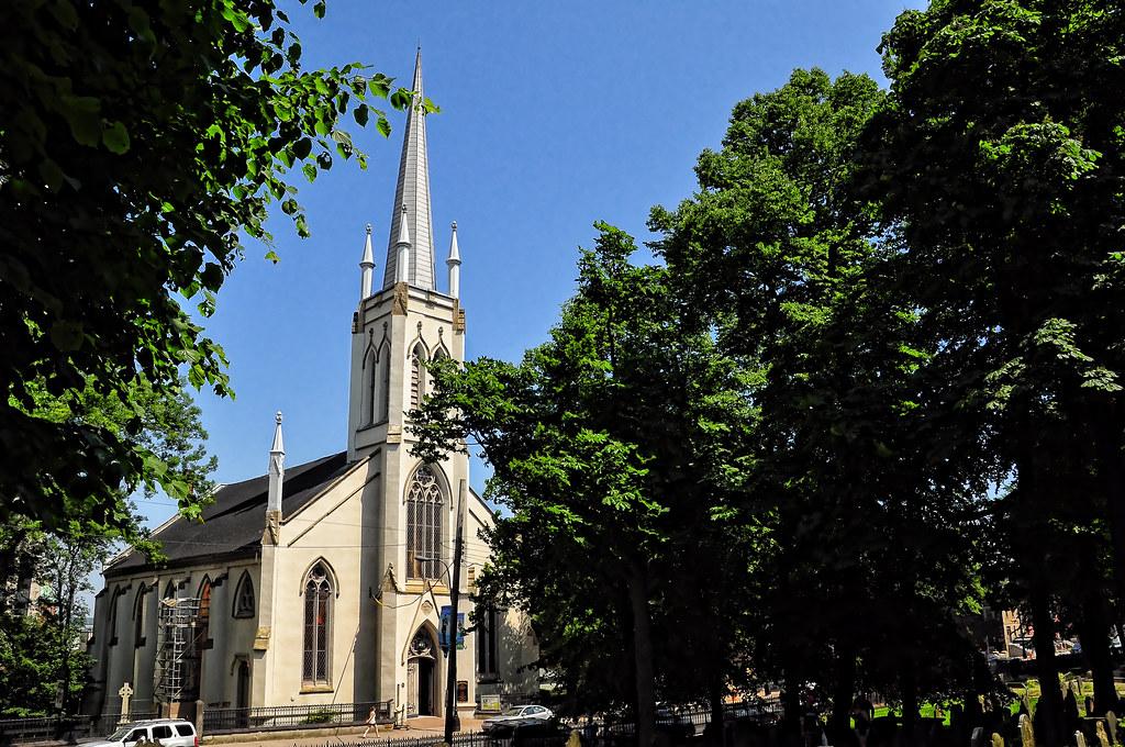 St. Matthew's United Church, Halifax, Nova Scotia