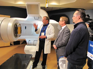 Cutting-edge cancer treatment equipment upgrade at the BC Cancer Agency Vancouver Island