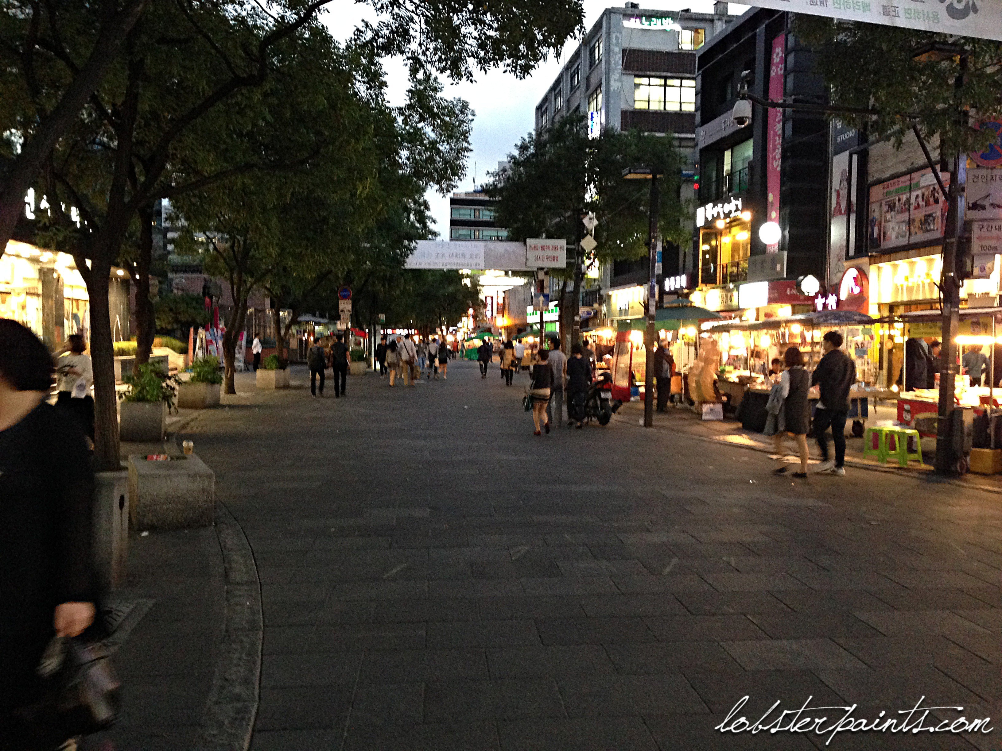 30 Sep 2014: Insadong 인사동 | Seoul, South Korea