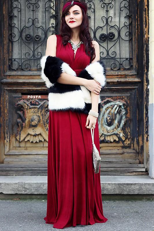 maxi dress 7