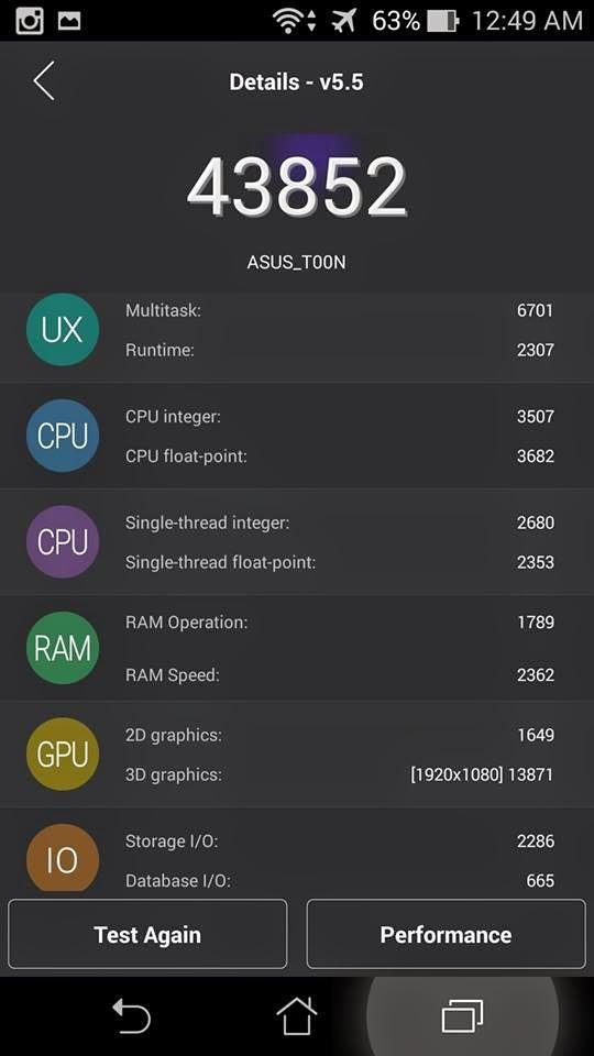 [Benchmarking] ASUS Padfone S, chiếc điện thoại mạnh mẽ đến từ ASUS - 58635