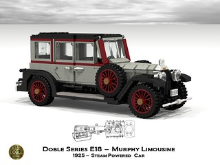Doble E-Series E18 Murphy Limousine - 1925