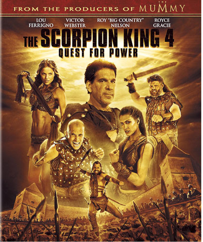 Vua Bò Cạp 4 - The Scorpion King 4