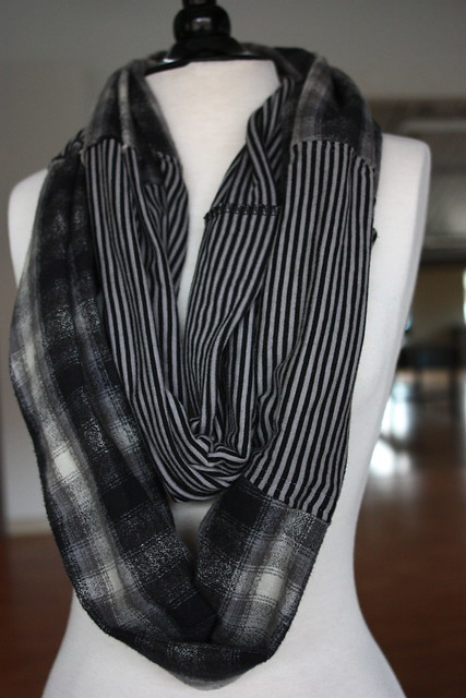 Mammoth Flannel Scarf
