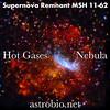 MSH 11-62 Supernova Remnant