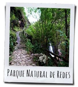 Natuurpark de Redes in Asturië