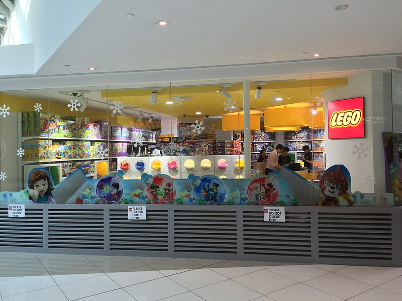 Singapore's First LEGO Certified Store