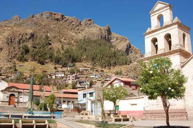 Views from Huancavelica, Peru