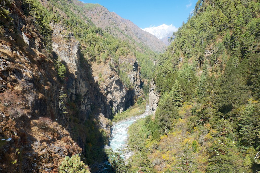 River And Valley
