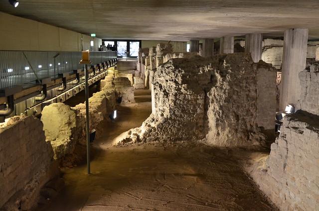 The Praetorium, the Roman Governor's Palace of Upper Germania, Cologne