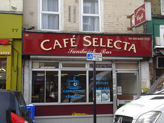 Picture of Cafe Selecta, SE8 4AA