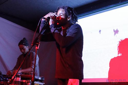 Jazz Carter @ The Garrison 11/28/2014
