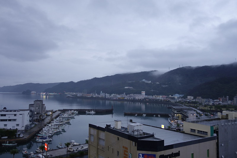 奄美大島 名瀬港