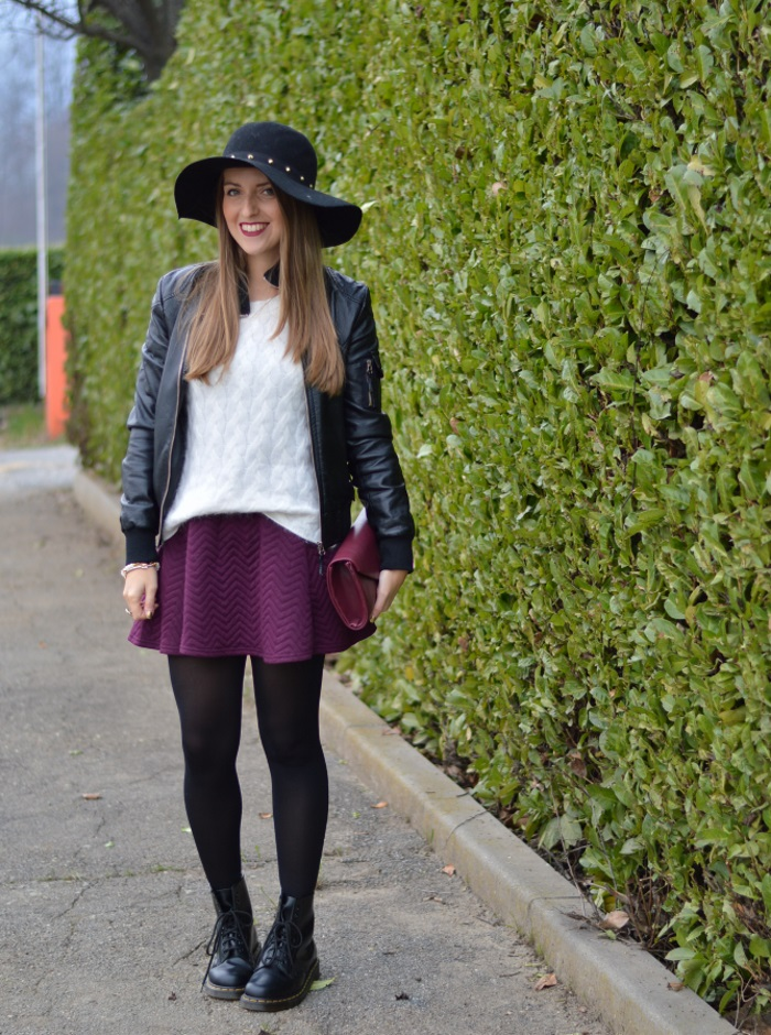 burgundy and hat (1)