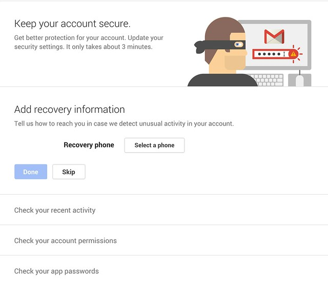 New Google's Security Apps Help Users to Protect Online Accounts