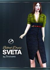 Shey Sveta Belted Dress