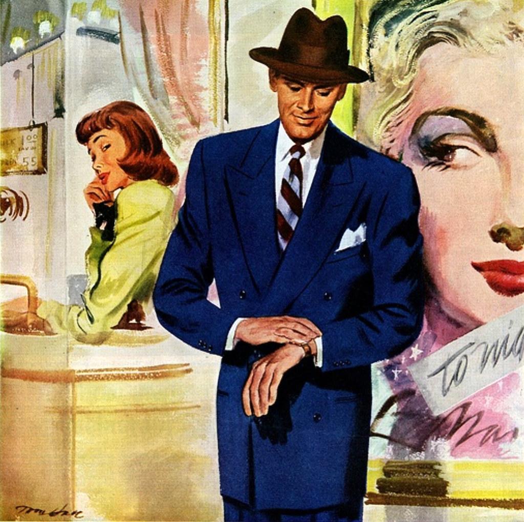 Modern Vintage Fashion For Men