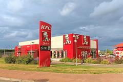 KFC Dijon Sud Chenove (France)