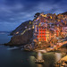 Riomaggiore, Cinque Terre (Italy) by Eric Rousset