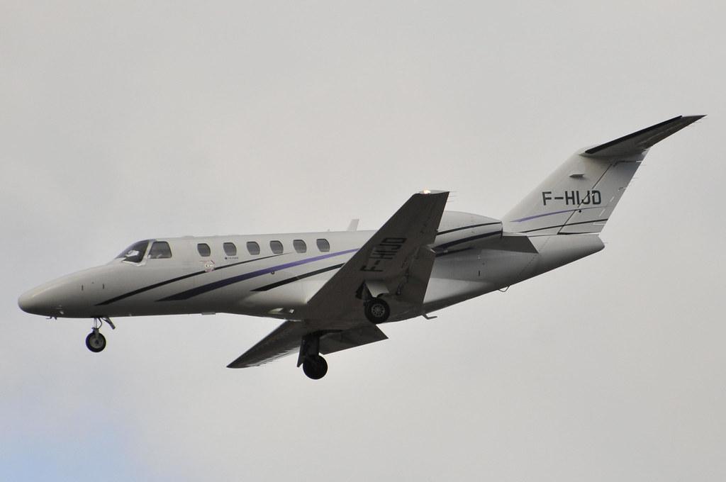F-HIJD - C25A - Ixair