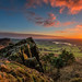 Roaches Sunset by shaunyoung365