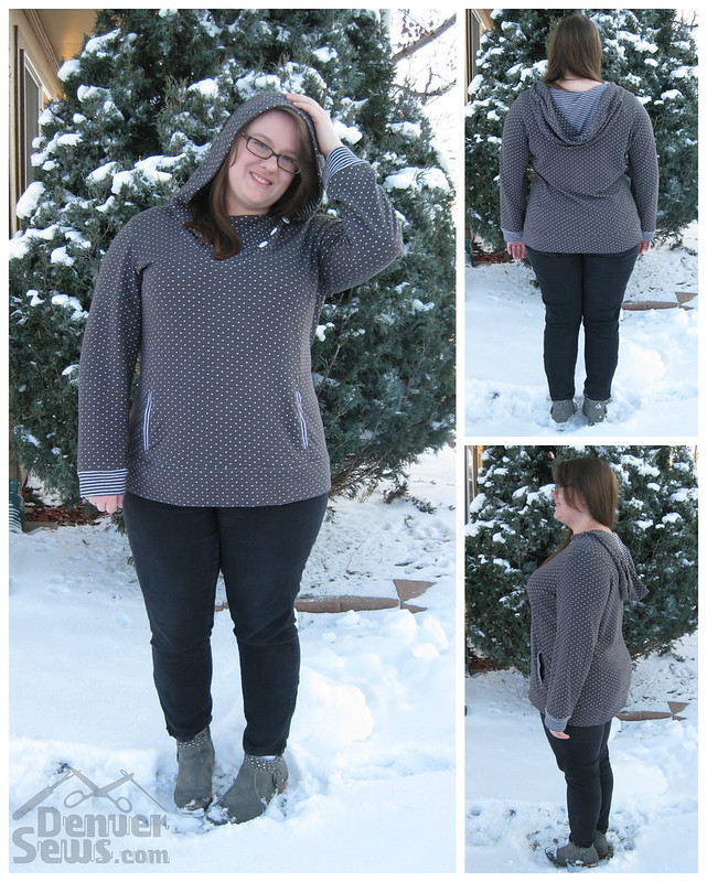 Paprika Jasper Sweater - Collage