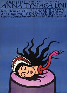 ANNA TYSIĄCA DNI (Anne Of The Thousand Days)