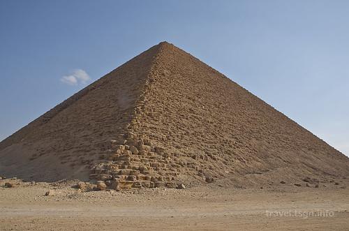 【写真】2014 世界一周 : 屈折ピラミッド、赤ピラミッド/2021-01-07/PICT7061