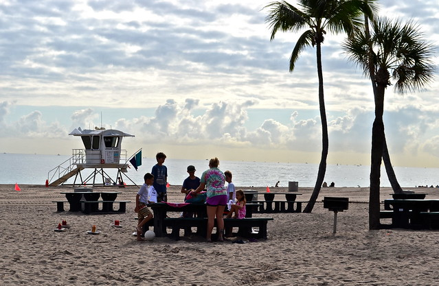 Things To Do in Fort Lauderdale - funky fish camp