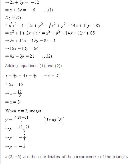 RD-Sharma-class 10-Solutions-Chapter-14-Coordinate Gometry-Ex-14.2-Q21 i