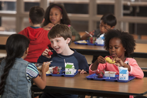 The School Breakfast Program provides children of all economic backgrounds a well-balanced, healthy meal consistent with the latest nutrition science and Dietary Guidelines for Americans.